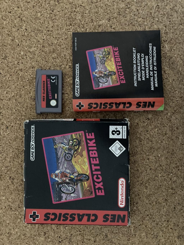 [EST] Lot jeu + console GBA SP Nes classics Img_0815