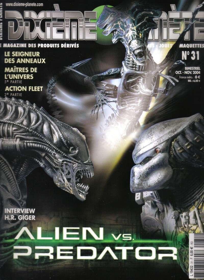 Les magazines Dixième Planète 3110