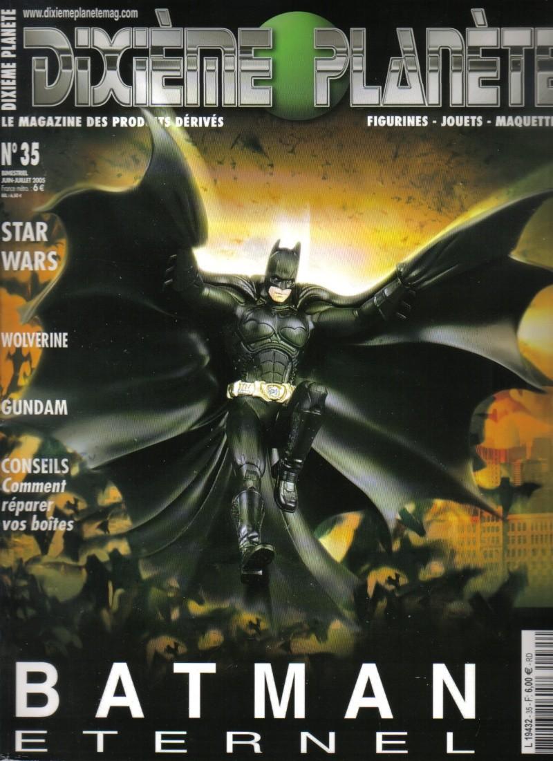 Les magazines Dixième Planète 3510