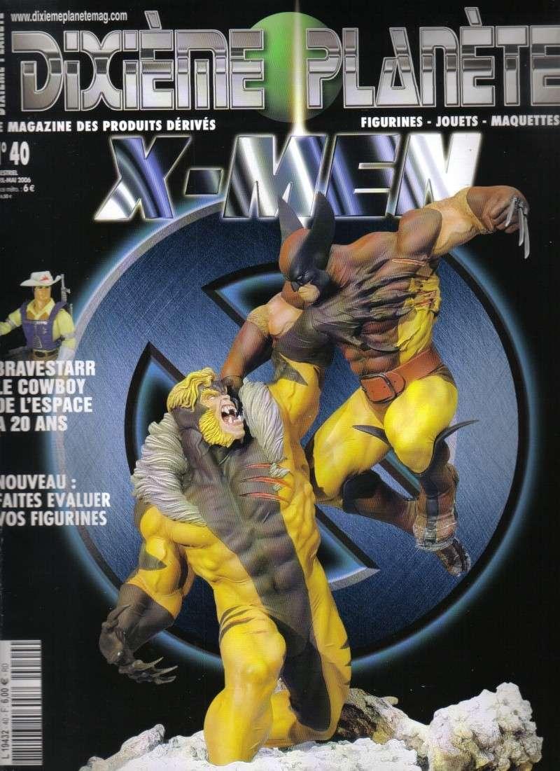 Les magazines Dixième Planète 4014