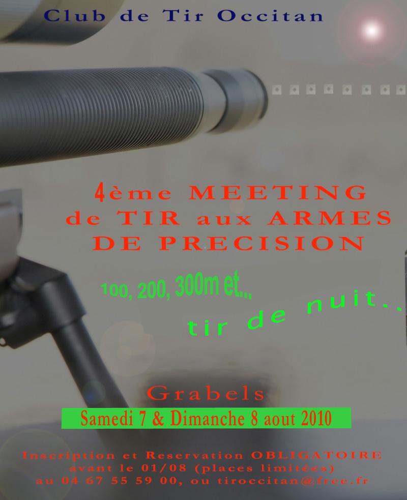 Meeting Armes de précision et Tit de Nuit - 7 & 8 août 2010 Meetin11