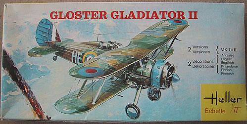 Comparatif GLOSTER GLADIATOR 1/72ème Gladia10