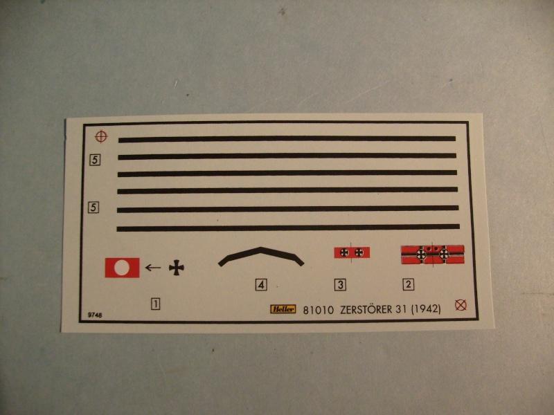 [Heller]Zerstorer Z 31 1942  400eme S7301016