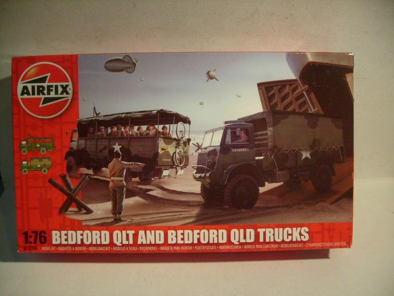 [Airfix] Bedford QLT & QLD Trucks S7302595