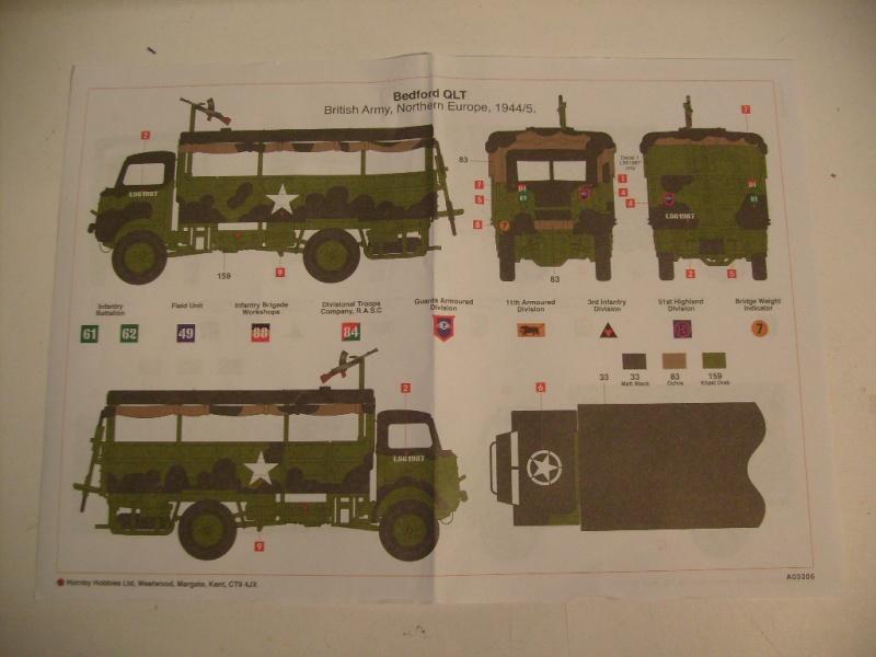 [Airfix] Bedford QLT & QLD Trucks S7302604