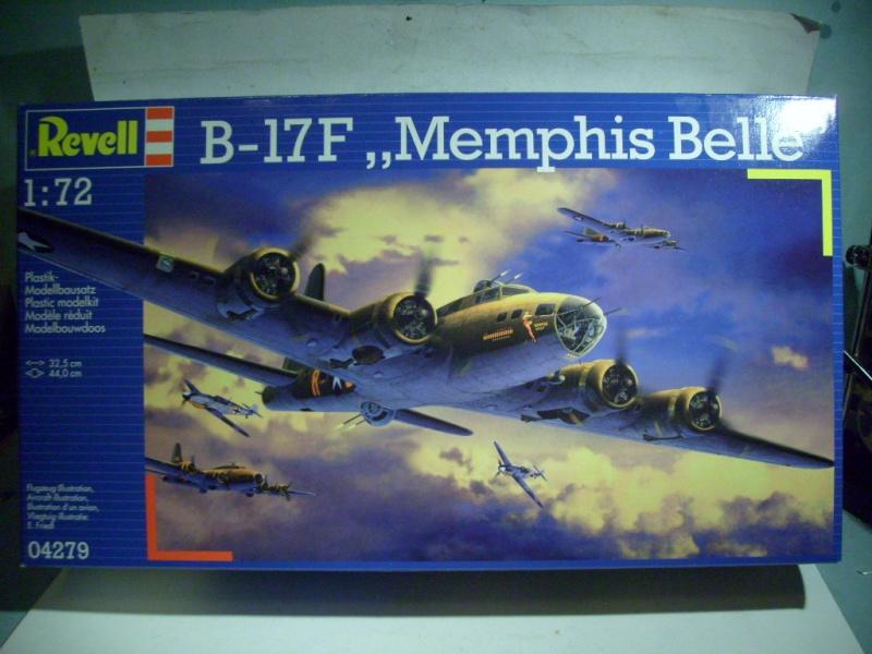 [Revell] B 17 F Memphis belle S7302638