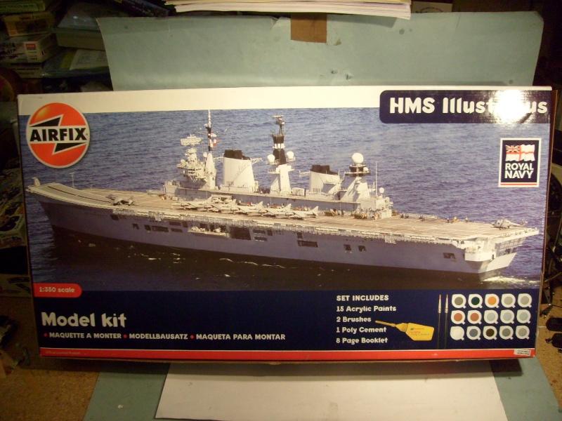 [Airfix] HMS Illustrious au 350 eme S7303512