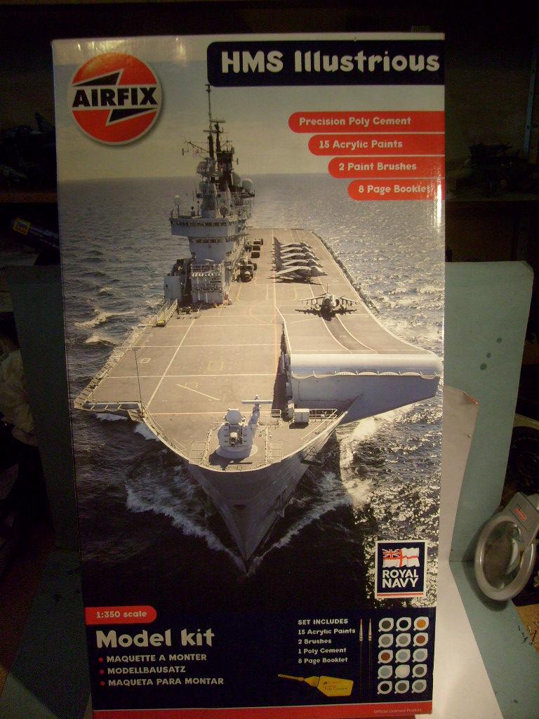 [Airfix] HMS Illustrious au 350 eme S7303513