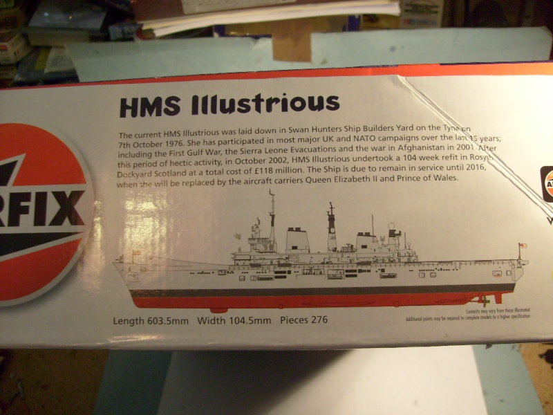 [Airfix] HMS Illustrious au 350 eme S7303516