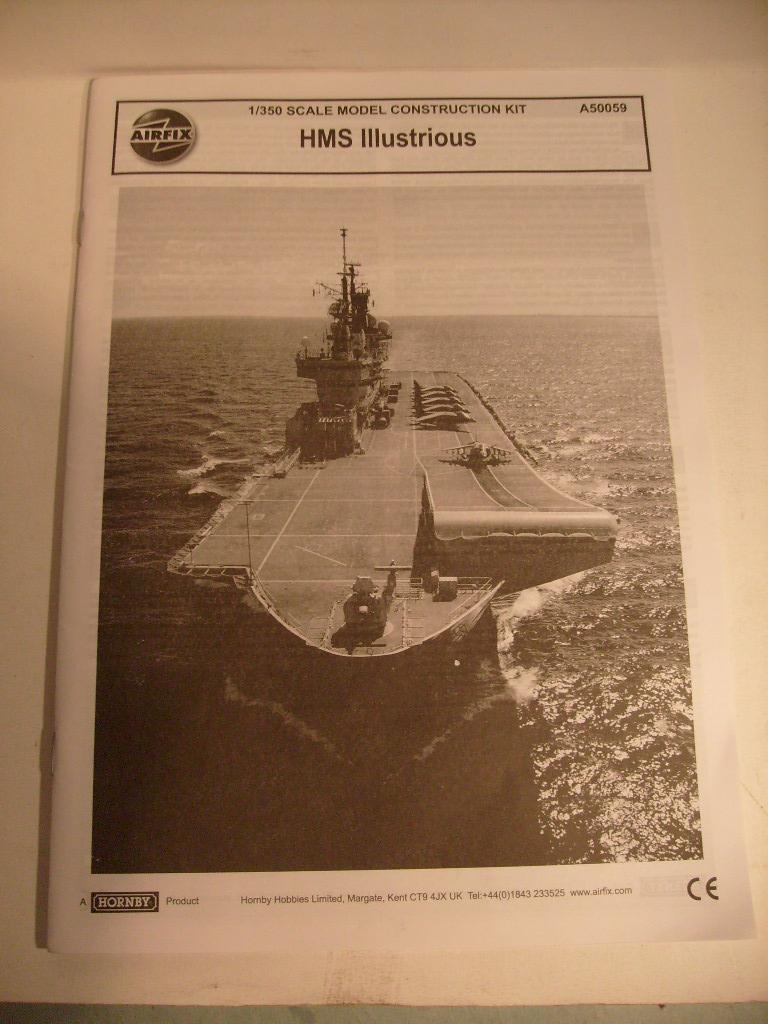 [Airfix] HMS Illustrious au 350 eme S7303518