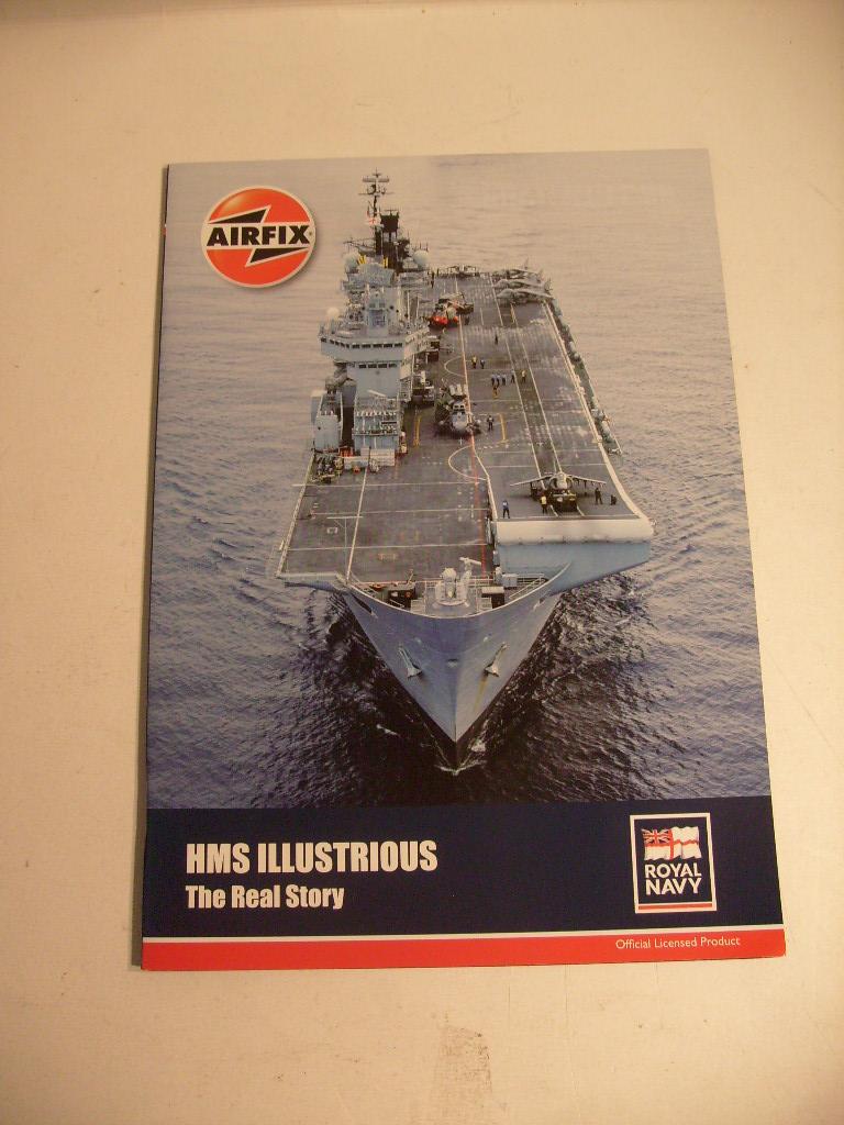 [Airfix] HMS Illustrious au 350 eme S7303532
