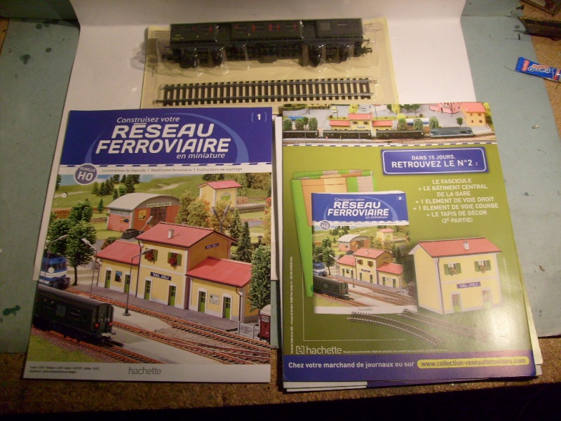 Construisez votre réseau ferroviaire, Hachette, octobre 2012 S7303648