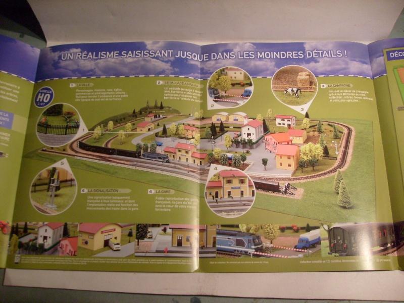 Construisez votre réseau ferroviaire, Hachette, octobre 2012 S7303656