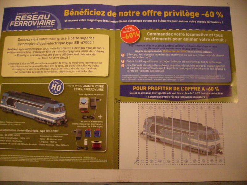 Construisez votre réseau ferroviaire, Hachette, octobre 2012 S7303660