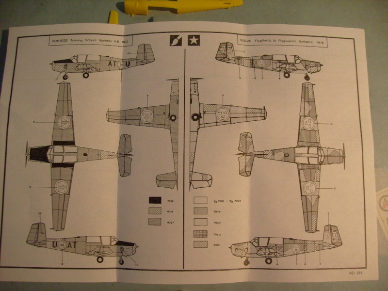 Saab 91 safir au 72 eme S7309357