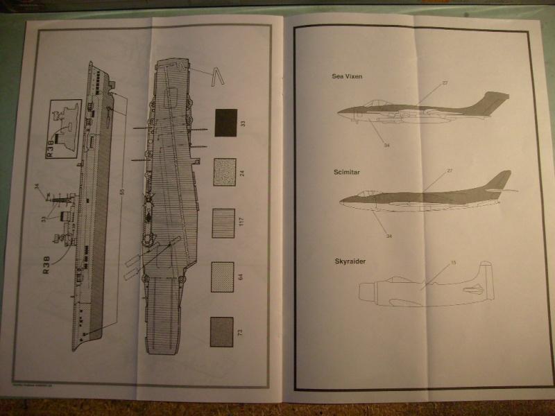 [AIRFIX] HMS Victorious au 600 eme S7309594