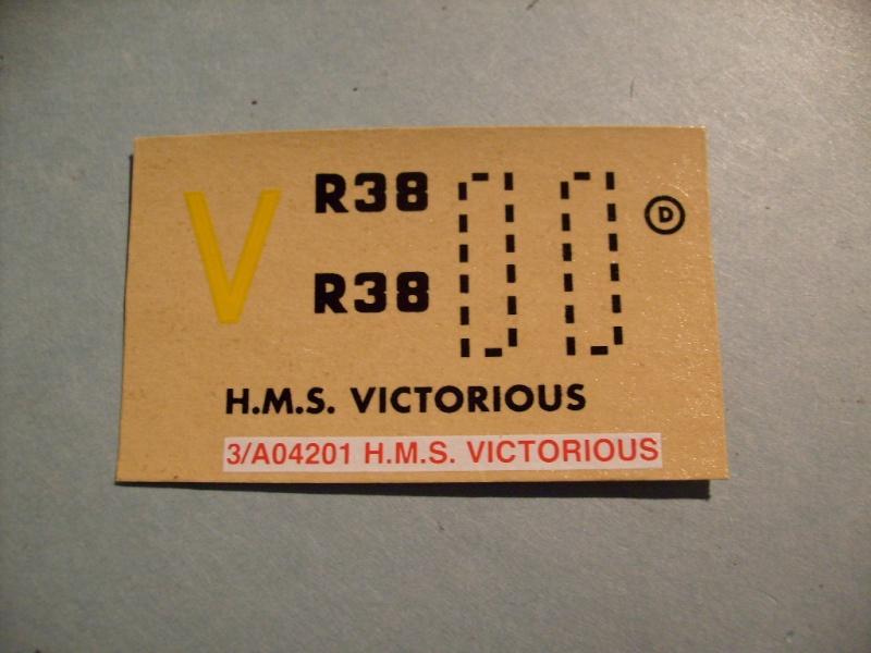 [AIRFIX] HMS Victorious au 600 eme S7309595