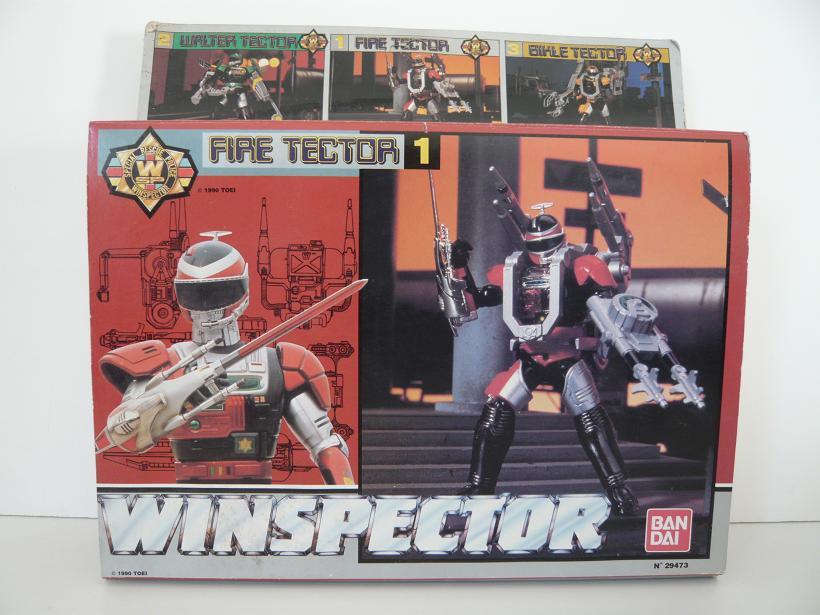Metal Hero : Winspector P1030613