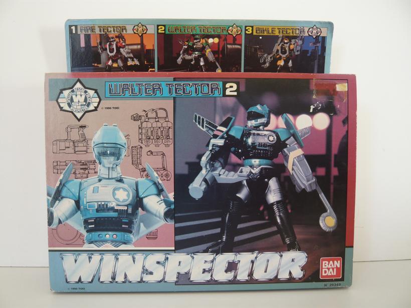 Metal Hero : Winspector P1030615