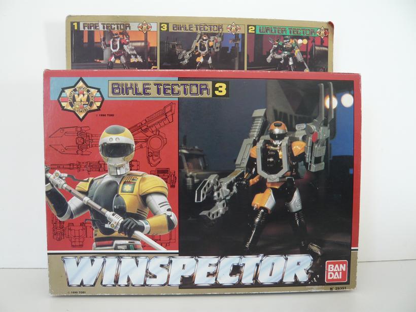 Metal Hero : Winspector P1030617