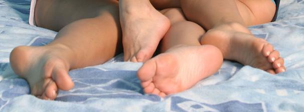 Jeu de pieds Pieds410