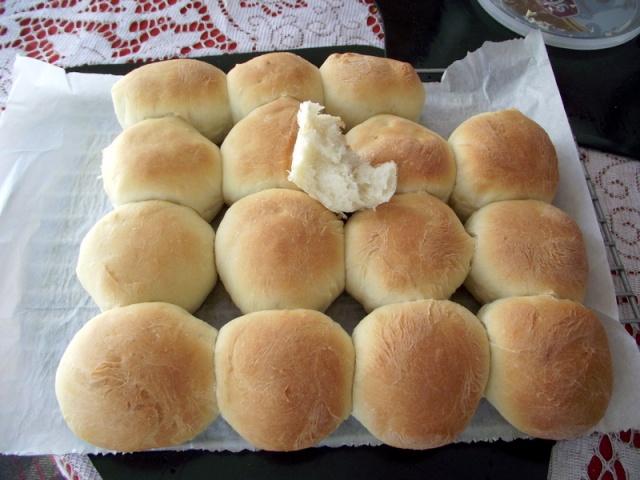 Petits pain au robot boulanger Petits10