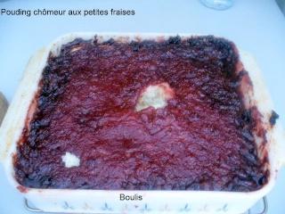 Pouding chômeur aux fraises Poudin10