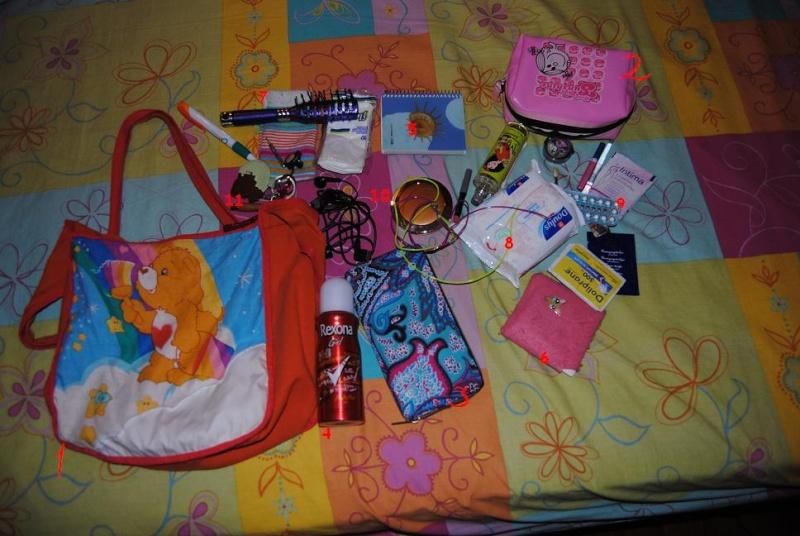 Une affaire de fille : Le sac à main. Photo_12