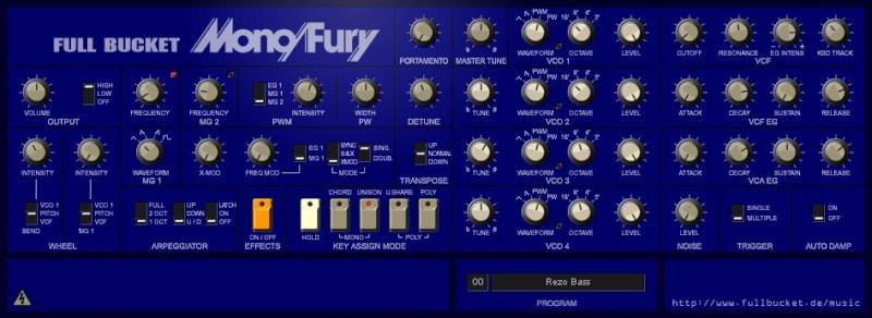 Mono/Fury, clone du Mono/Poly... Monofu10