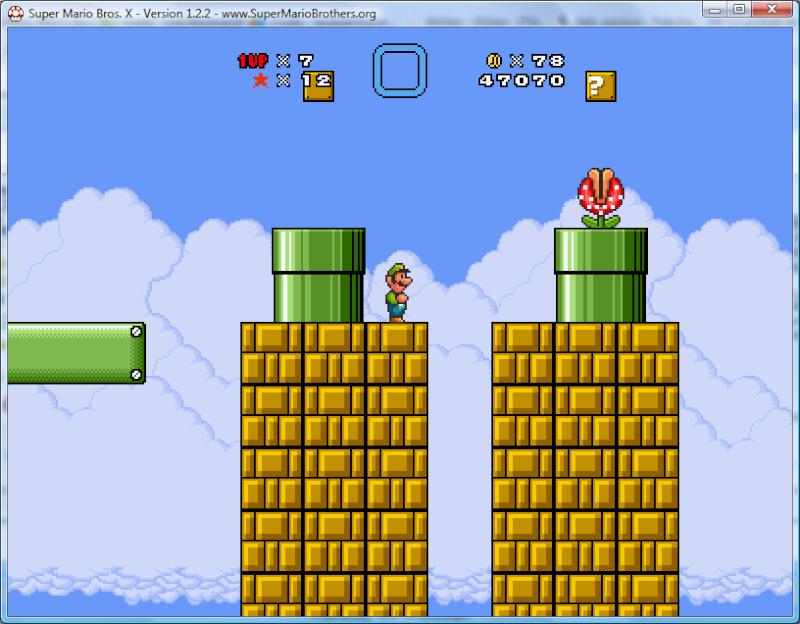 Super Mario Galaxy X: L'invasion des ténèbres 1011