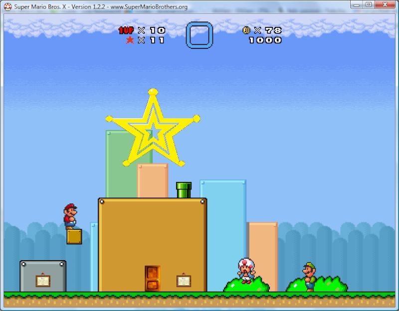 Super Mario Galaxy X: L'invasion des ténèbres 112