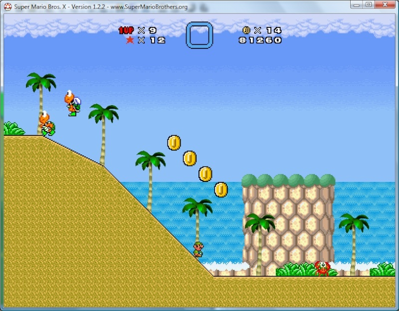 Super Mario Galaxy X: L'invasion des ténèbres 1210