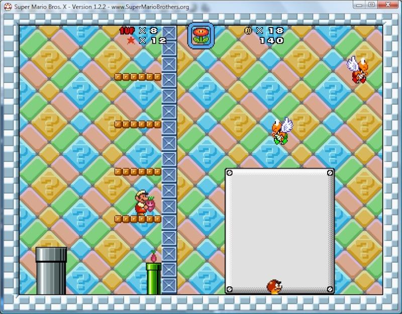 Super Mario Galaxy X: L'invasion des ténèbres 1410