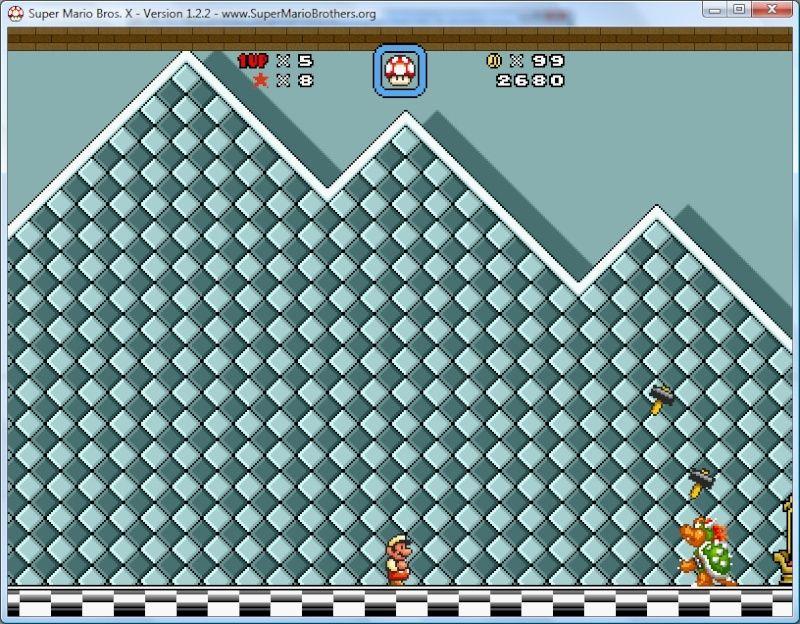 Super Mario Galaxy X: L'invasion des ténèbres 210