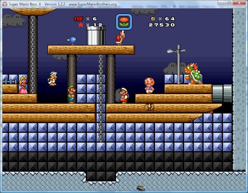Super Mario Galaxy X: L'invasion des ténèbres 410