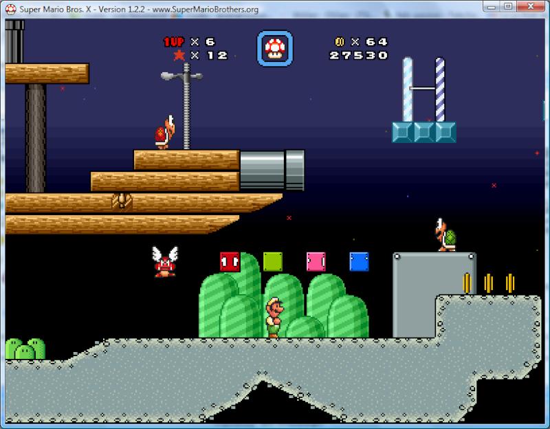 Super Mario Galaxy X: L'invasion des ténèbres 511