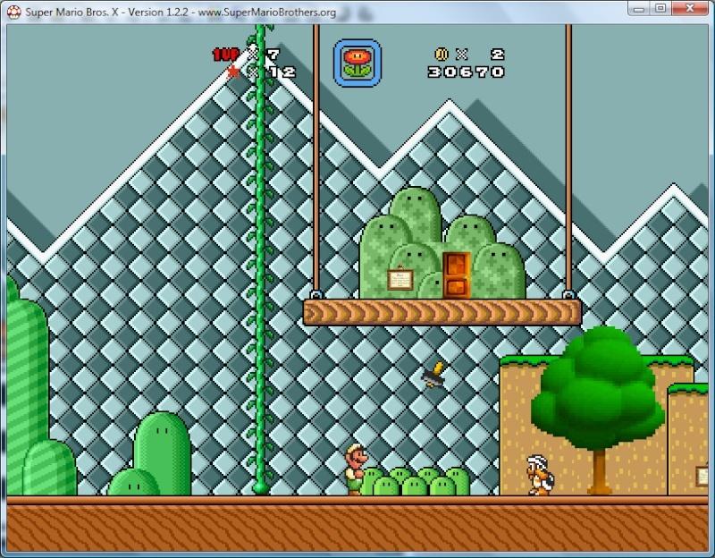 Super Mario Galaxy X: L'invasion des ténèbres 710