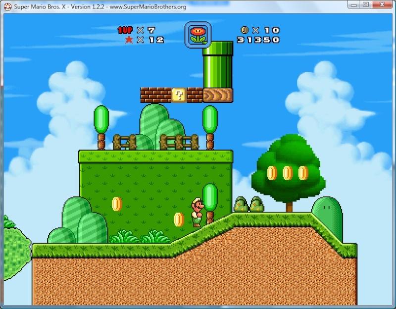 Super Mario Galaxy X: L'invasion des ténèbres 811