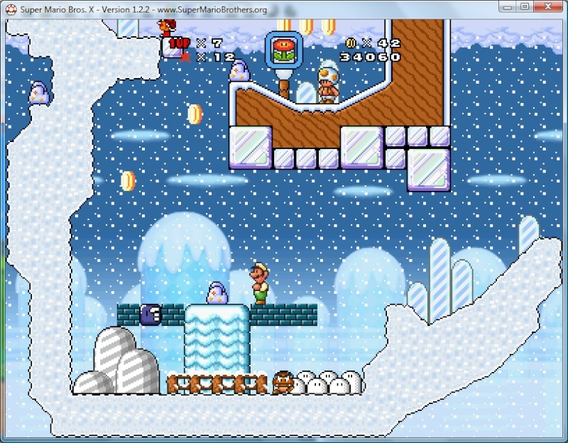 Super Mario Galaxy X: L'invasion des ténèbres 910