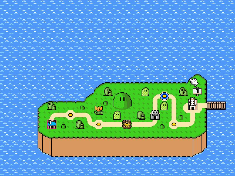 Yoshi's Island Panic Neworl10
