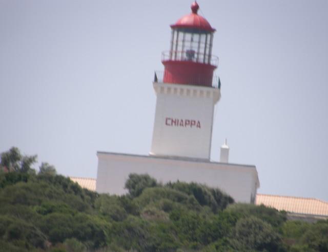 [ Les sémaphores - divers ] Les sémaphores en Corse vus par Corse Matin 111