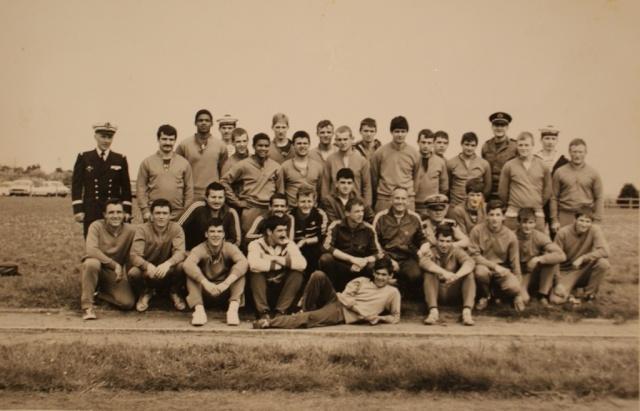 Compagnie de protection BAN Landivisiau  1981 Dsc00910