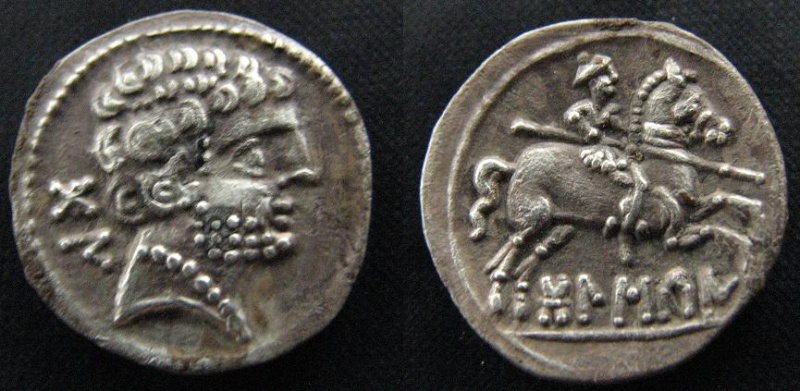 Denier au cavalier (BOLSKAN, Hispania) [WM n° 7938] Denari10