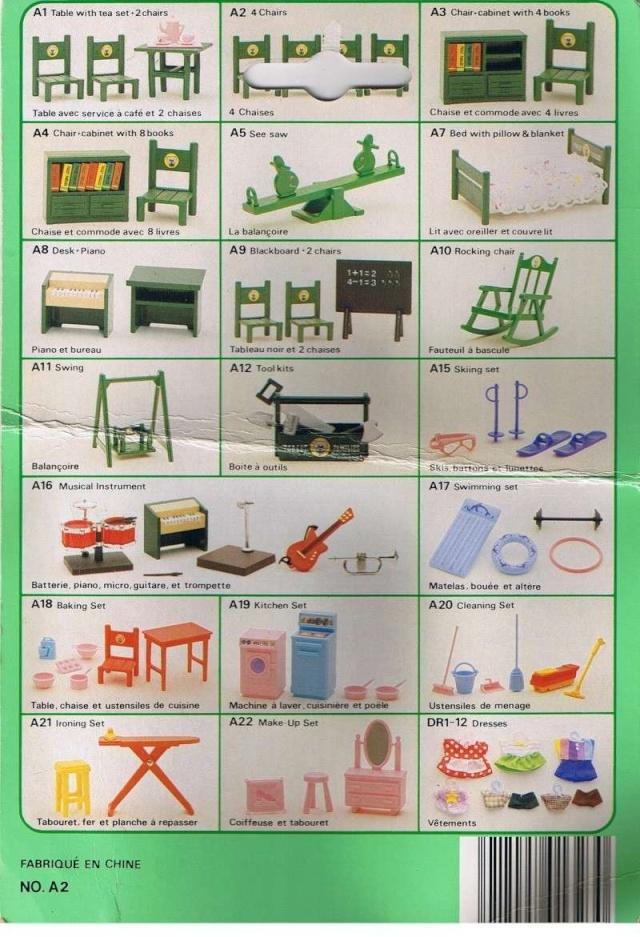 Les accessoires et mobilier Forest Access10