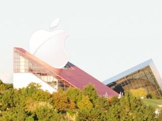 Boule du Futuroscope : démontage, reconstruction, scénographie (2012-2014) - Page 6 Apples10