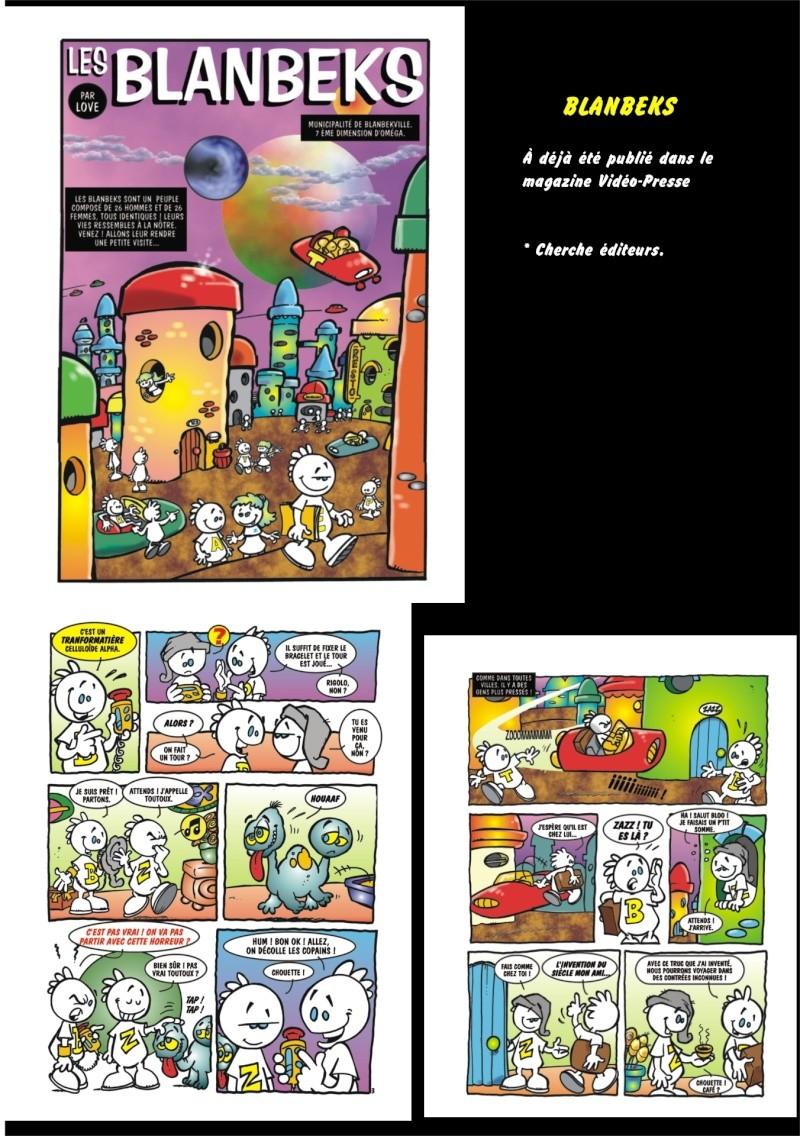 C-PARUTIONS MAGAZINES, CONCEPTIONS PERSONNAGES Menubl10