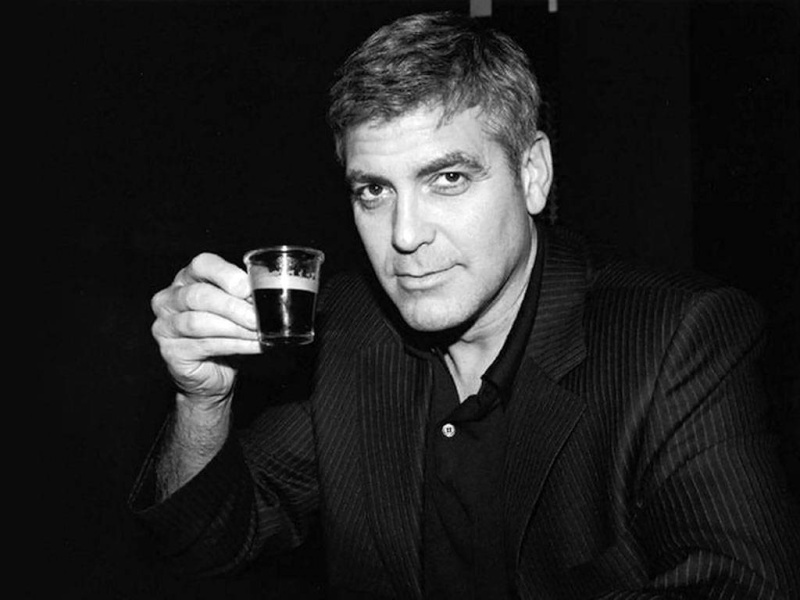 Coffee Pods - why we all want want George Clooney is having Coffee10