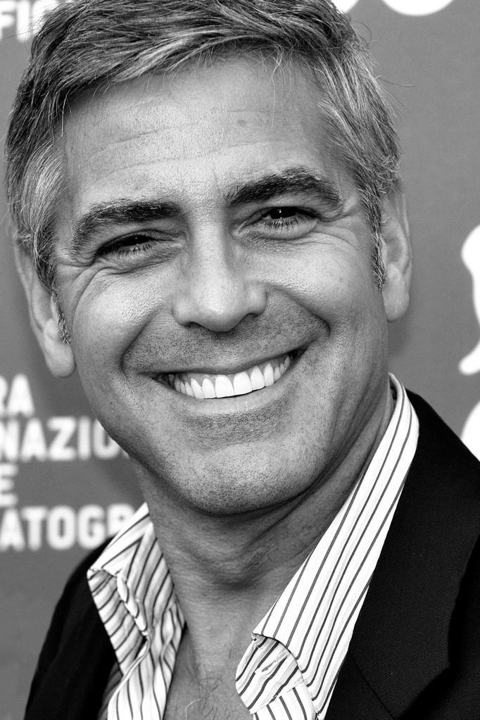Meeting George Clooney Portra17
