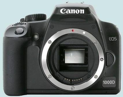 2009/2010 : CANON Eos 1000D Canon-10