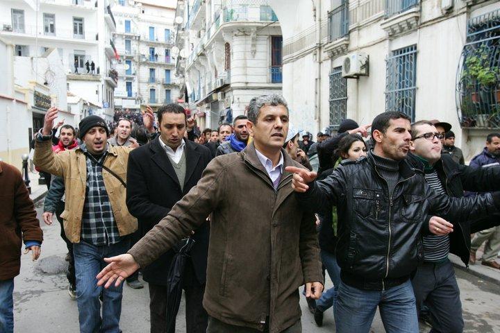 Photos de la marche réprimée du 22 janvier 2011  112